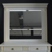 Зеркало навесное для гостиной Бьянка