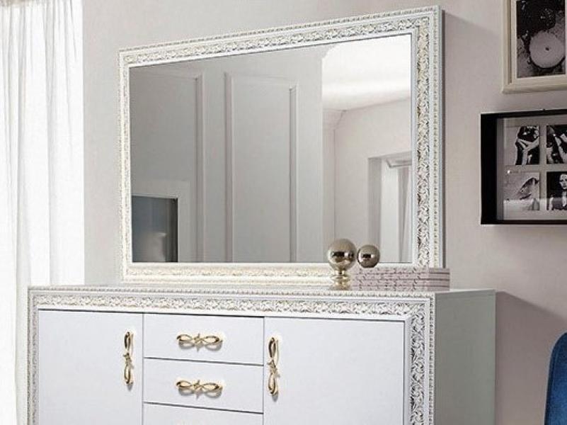 Зеркало для гостиной Дана