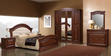 Спальня Любава 4