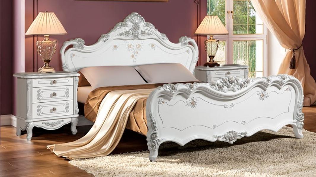 Спальня РОЗА 5К (с комодом)