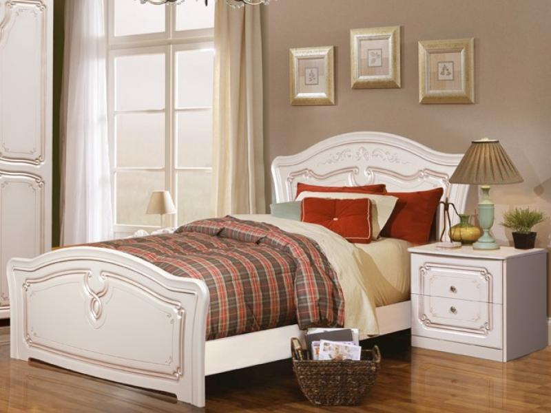 Корпусная мебель для жилой комнаты Валерия