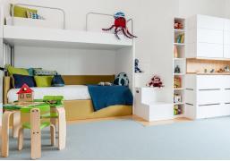 Идеи для детских и подростковых комнат